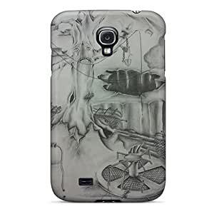 Fashion Protective The World Case Cover For Galaxy S4