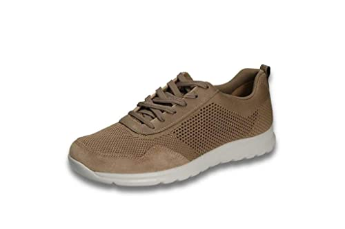 Geox U ERAST B Knitt.Text. Suede: : Schuhe