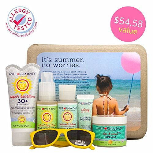 California Baby Summer Essentials - California Spectrum The