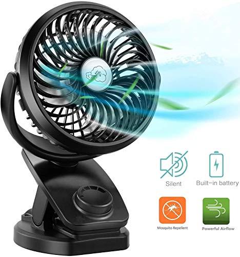 Stroller Fan Clip on