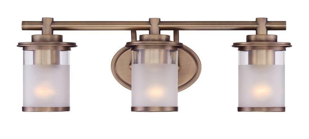 Designers Fountain 6693-OSB Bath Vanity, Old Satin Brass