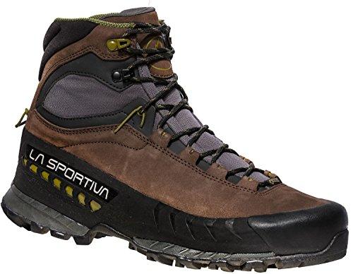 La Spartiate Mutant Chaussures De Course De Trail Femmes - Ss18 Tx5 Gtx Chocolat / Avocat Talla: 44