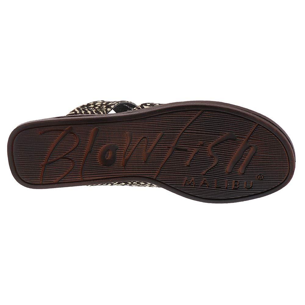 Blowfish Deel Damen Damen Deel schwarz Kenyan Calf Hair dfdf8a