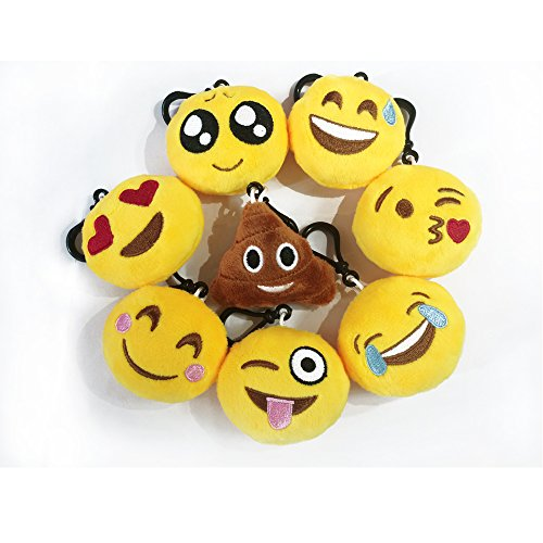 Smile Emoji Pillow with Sound - 5