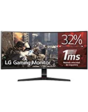 "Lg 34Gl750-B.Aeu 34"" 21: 9 Ultrawide Gaming Monitor Met G-Sync-Compatibel, Adaptive-Sync"