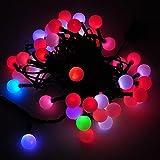 LED Color-Changing Linkable 16 Feet Christmas Light
