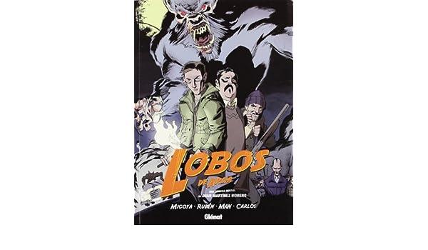 Lobos de Arga 1 (Popcorn): Amazon.es: del Rincón, Carlos, Migoya ...