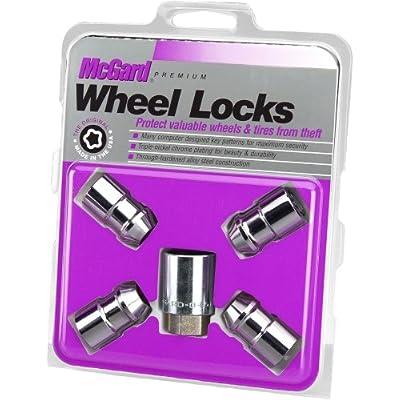 McGard 24198 Chrome Cone Seat Wheel Locks (1/2