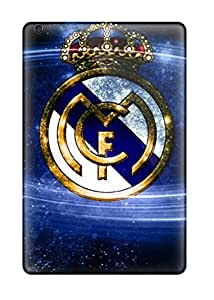 Snap-on Cases Designed For Ipad Mini- Real Madrid 2013 Hd