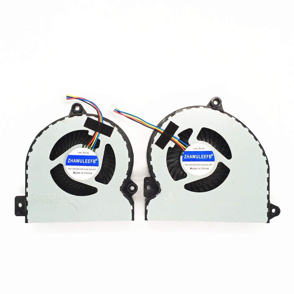 Ventilador CPU / GPU para Asus ROG S7VI GL702VI 13NBOG90P010