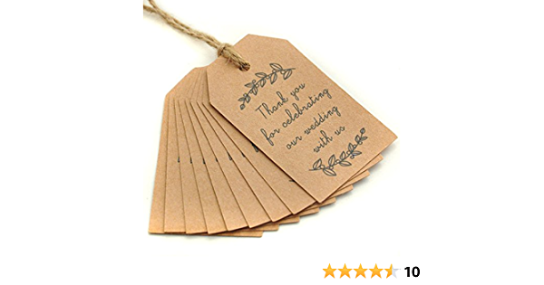 wedding favor tags flag shape tags personalized tags custom tags T-136 the perfect blend tags coffee favor tag kraft tags