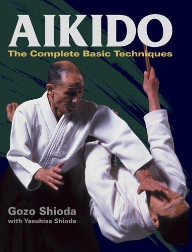 Amazon Com Aikido The Complete Basic Techniques 9781568364858 Shioda Gozo Shioda Yasuhisa Books