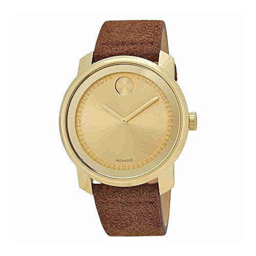 Movado Gold Wrist Watch - 6