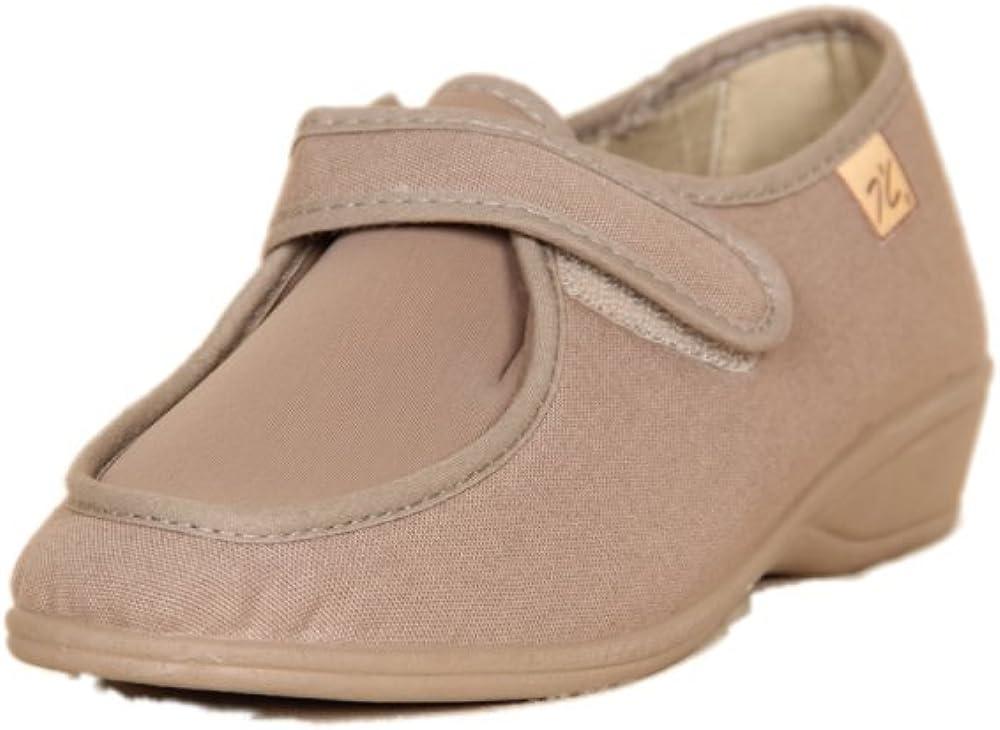 DOCTOR CUTILLAS 706 Zapatilla Velcro Confort Mujer