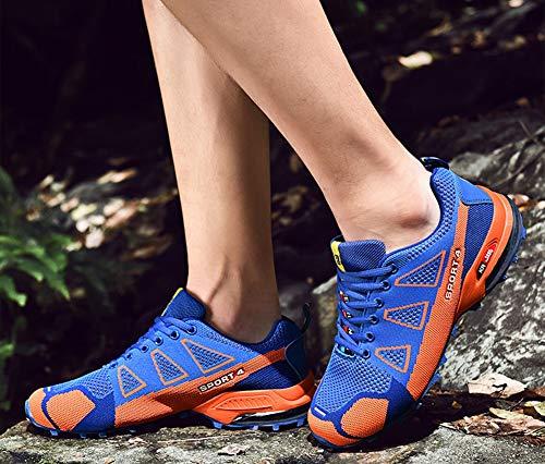 Course Tête Sport Antidérapant Ronde À Aide Plein Résistant Xie Camouflage Les 003 Air Faible L'usure De Chaussures En Hommes 0wTTtp
