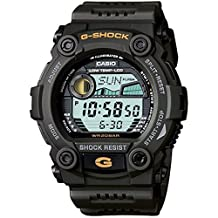 Casio Men's G-7900-3DR G-Shock Resin Grey Dial Watch