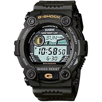 Casio G-7900-3DR - Reloj (Reloj de Pulsera, Resina, Negro