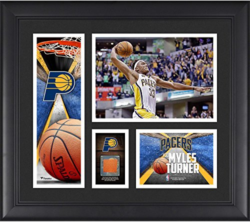 Myles Turner Indiana Pacers Framed 15
