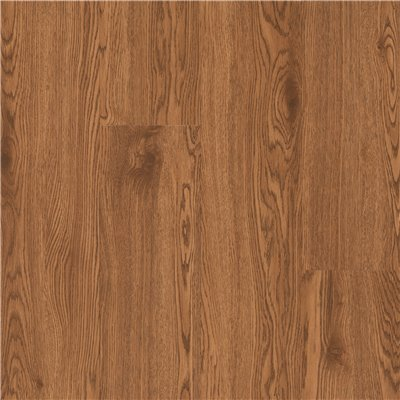 A6713 Gunstock Countryside Oak / 24 Sq. Ft. Per Case LVT Luxe Plank with Fastak Installation
