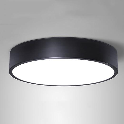 Lámpara Lámpara HOHE Led Shop Techo de Dormitorio de myOvwN8n0