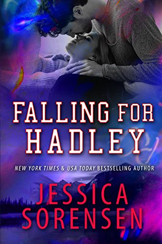 Falling for Hadley: A Novel (Chasing the Harlyton Sisters Book 2) cover