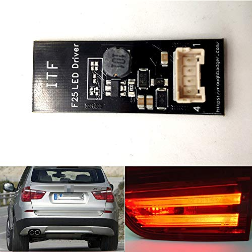 Rear light LED Driver Repair Fits For BMW X3 F25 2011-2015 Board Tail Light Led Chip Replacement valeo b003809.2