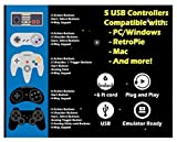 New 2019: 5 USB Classic Controllers
