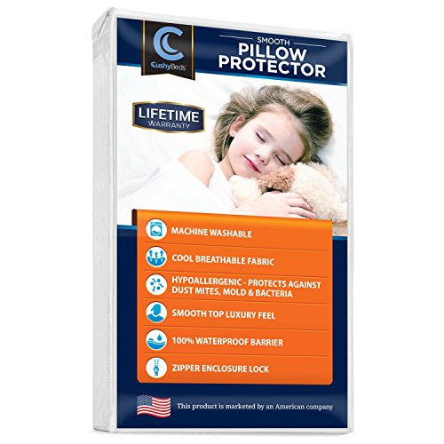 100% Cotton Pillow Protector - 8