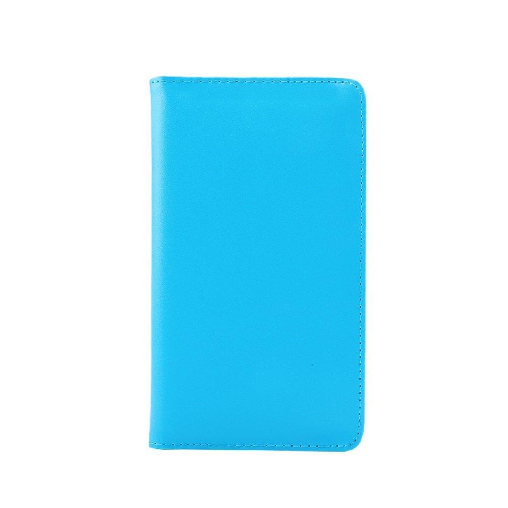 RFID Passport Holder Leather Travel Organizer Stylish Passport Cover Wallet