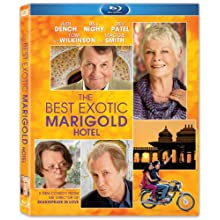 The Best Exotic Marigold Hotel [Blu-ray] (2012)
