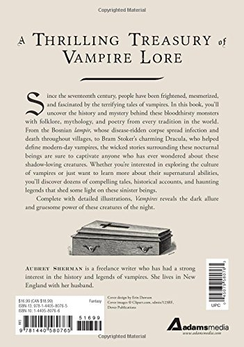 the vampire in lore and legend pdf