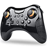 DinoFire Controller for Nintendo Switch Pro,Bluetooth Wireless Controller for Switch Nintendo Controller, Android Phone/Tablet Bluetooth Game Controller(Support 5.1.0 Version) (Not for TV Box) For Sale