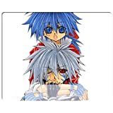 beyblade japanese manga anime two boys cool Custom Personalized Gaming Mouse Pad Rubber Durable Computer Desk Stationery Accessories Mouse Pads For Gift