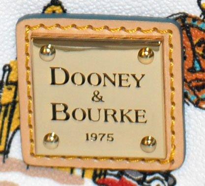 Dooney & Bourke , Damen Satchel-Tasche weiß weiß
