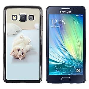Dragon Case - FOR Samsung Galaxy A3 - ?you still got - Caja protectora de pl??stico duro de la cubierta Dise?¡Ào Slim Fit