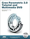 img - for Creo Parametric 2.0 Tutorial (Book & DVD) book / textbook / text book