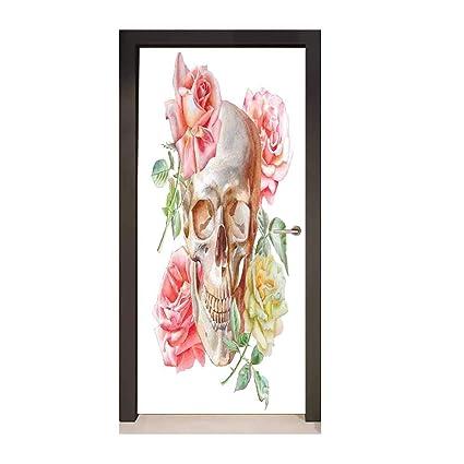 Art Design Wallpaper Skull