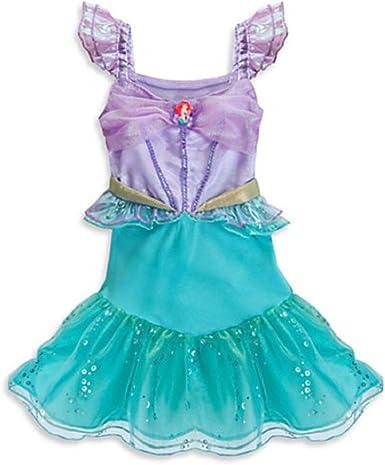 Disfraz de tienda de Disney Princess Ariel Sirenita Fancy nuevo ...
