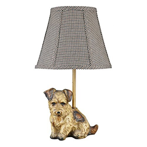 Homestead Shoppe Beckham Table Lamp - Cocoa Burlap Shade, Brown / Beige, Resin by A Homestead Shoppe (Cocoa Table Lamp)