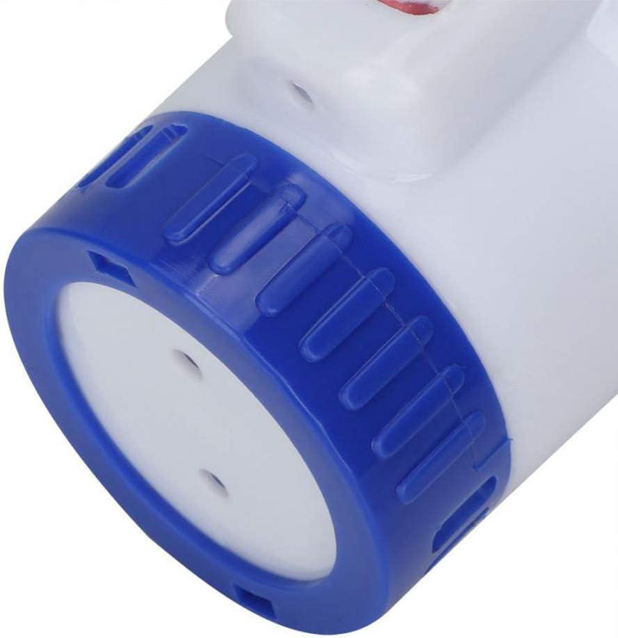 5 Zollsl Pool Chemiespender mit Thermometer Schwimmbecken Chlorspender