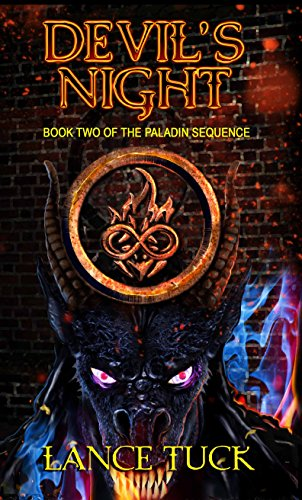 Download PDF Devil's Night - Book Two of the Paladin Sequence