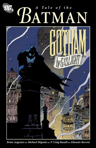 Batman: Gotham by Gaslight (1989-) #1