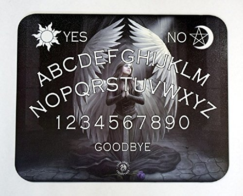 Fantasy Gifts Crafts and Arts 2782 Anne Stokes Prayer for The Fallen Spirit Ouija Board, 15 x 12 inches, Multicolor