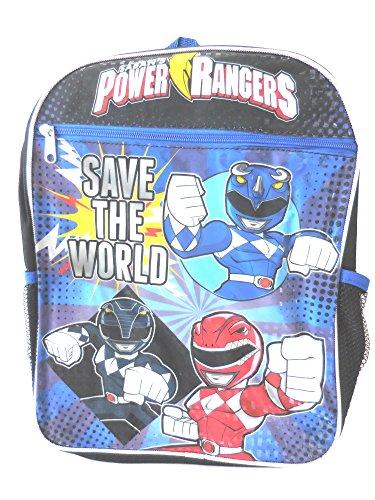 Power Rangers Large Backpack 15