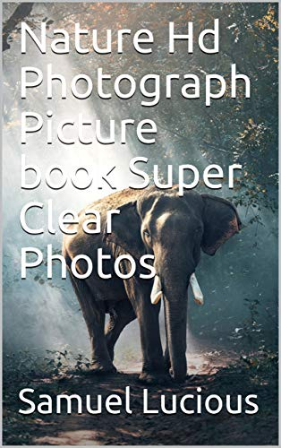 Nature Hd Photograph Picture book Super Clear Photos
