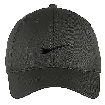 NIKE Authentic Dri-Fit Low Profile Swoosh Front Adjustable Cap