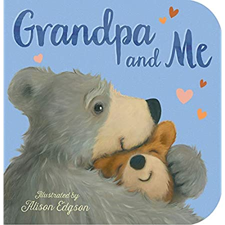 Grandpa and Me Board book