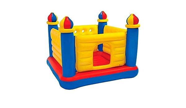 CASTILLO HINCHABLE 175X175X135: Amazon.es: Juguetes y juegos