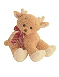 Gund Aboo Reindeer Rattle BOBEBE Online Baby Store From New York to Miami and Los Angeles