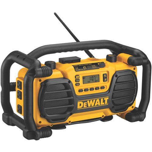 DeWalt DC012-CL Multi-Chemistry Worksite Radio Charger